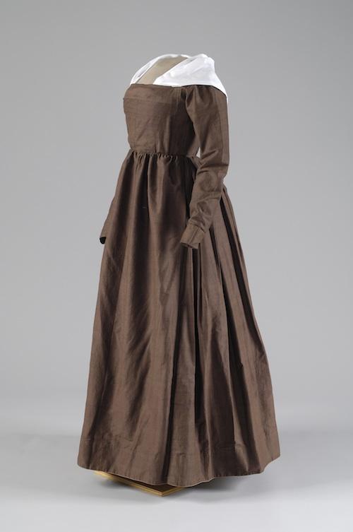 Rokeby Museum dress