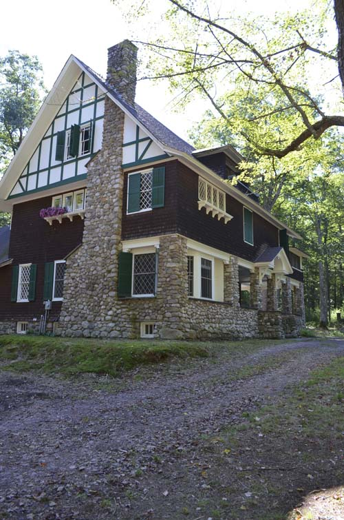 Heather Ross House in Catskills