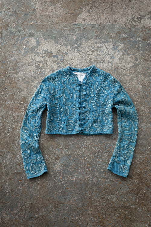 Alabama Chanin Beaded Annas Garden Swing Jacket (1)