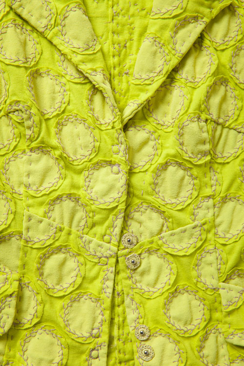 Alabama Chanin - Fabric detail - Photographer Abraham Rowe (3)