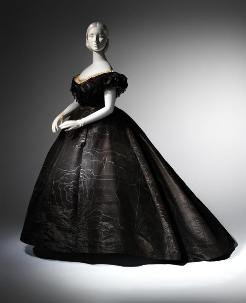 2. Evening Dress, 1861